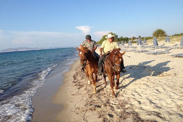 Horseride Trips in Kos