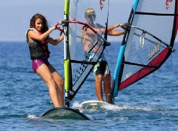 Imperial Windsurfing Club in Kos