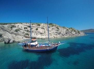 Odyssey Boat Cruises in Kos