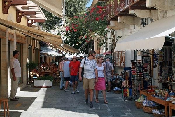 Shopping in Kos